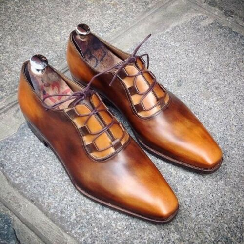 Pinterest Cialo Tan Brown Oxford