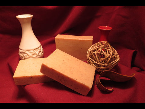 Gingersnap Soap