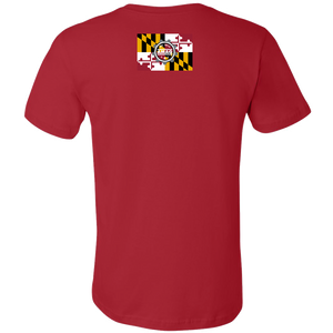 Exclusive AMAG Maryland Men's T-Shirt / Long Sleeve