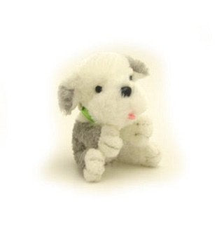 Stuffed Fuzzy Sheepdog Ss 4
