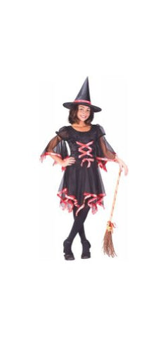 Ribbon Witch Child Costume - Small (4-6)