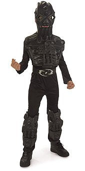 Bionicle Toa Whenua Hordika Black Costume Reduced More Than 50%
