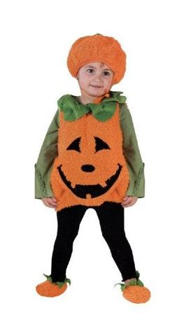 Pumpkin Cutie Pie Costume - Toddler Costume