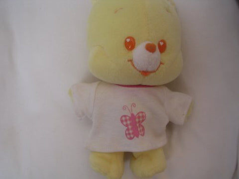 Funshine Care Bear Cub 8 Plush Toy 2005 Collectible