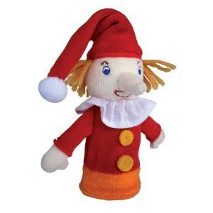 Fairytale Punch Finger Puppet