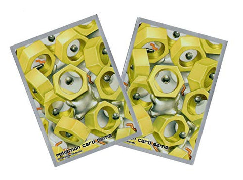 Japanese Exclusive Card Sleeves - Mythical Meltan - 64Ct Pack