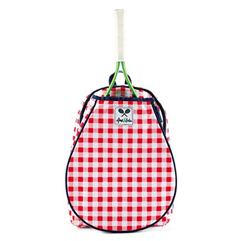 Ame &Amp; Lulu Little Love Tennis Backpack Cherry Patch
