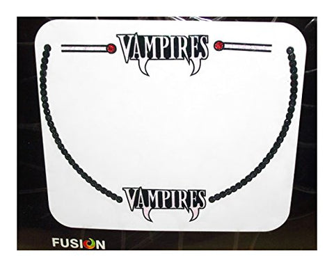 Vampires Peel And Stick Necklace And Bracelet Set
