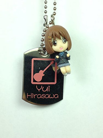 Yui Hirasawa - K-On Little Mascot Swingers 1 Figure With Metal Name Plate