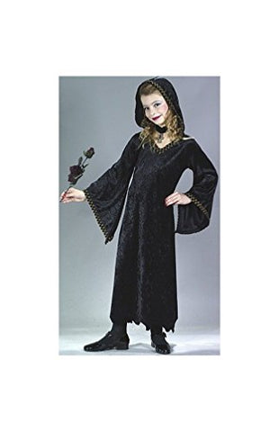 Countessa Hooded Robe Child Costume