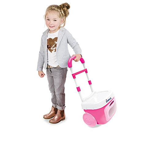 Dimple Dcn13998 Pretend Play Set On-The-Go Carrier Travel Toy For Boys Girls &Amp; Toddlers, Great Gift For Children (Vanity), Pink