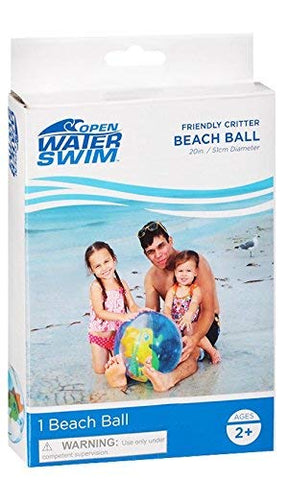 Open Waters Friendly Critter Beach Ball