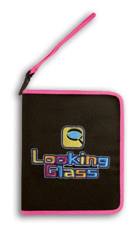 Lookingglass 24-Piece Trim Collector Case, Magenta