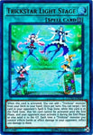 Trickstar Light Stage - Cotd-En053 - Ultra Rare - Unlimited Edition - Code Of The Duelist (Unlimited Edition)