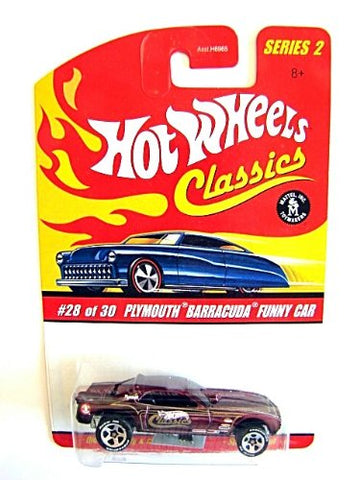 Hot Wheels Classic Series 2 Assortment