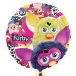 Furby Birthday Party - Furby Non Message 18 Inch Foil Balloon
