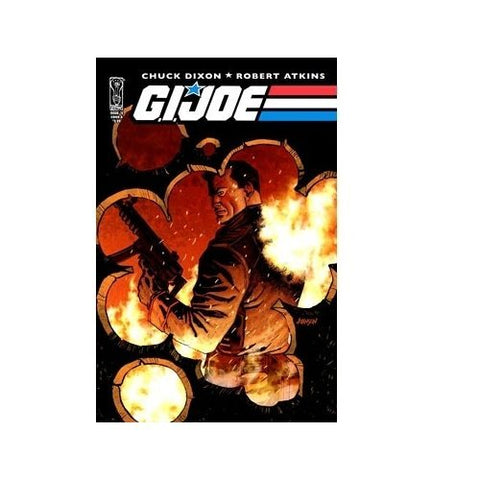 G.I. Joe Issue #5 (Cover A) Comic Book