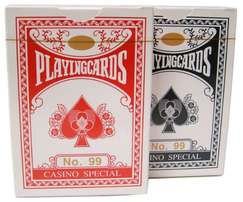 Brybelly Holdings Gcar-001.002 2 Decks Casino Special No. 99 Playing Cards