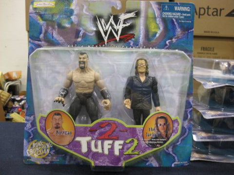 Wwf 2 Tuff 2 Kurrgan And The Jackyl By Jakks Pacific 1998