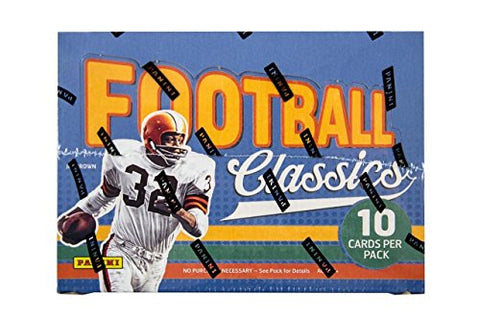 2017 Panini Classics Football Hobby Box