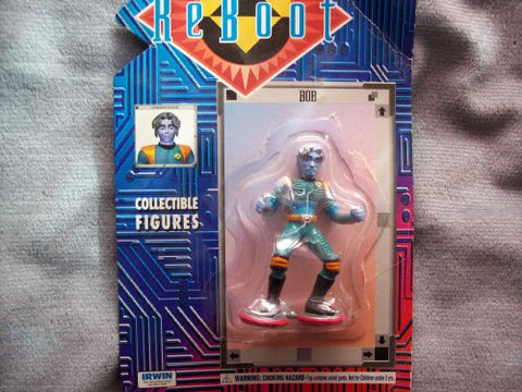 Reboot - Bob 1995 Action Figure By Irwin Tools