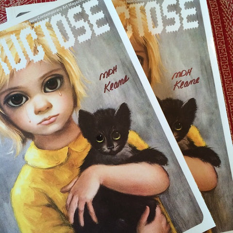 Hi-Fructose - Volume 34 Signed by Margaret Keane