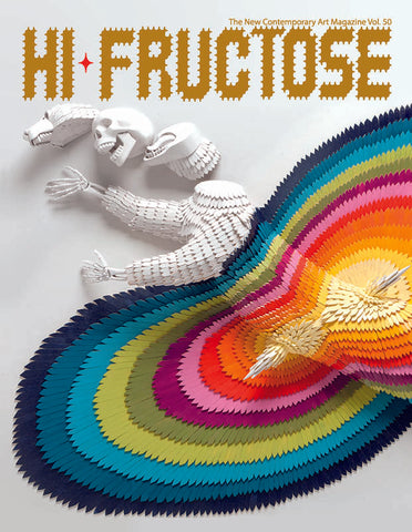 Hi-Fructose - Volume 50 - Now Shipping!