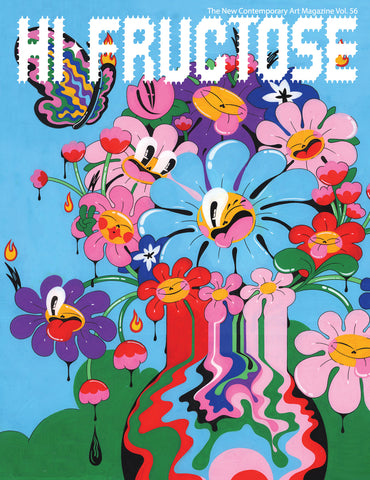 Hi-Fructose - Volume 56-Now Shipping