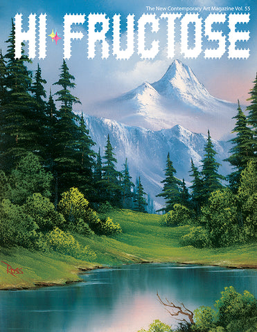 Hi-Fructose - Volume 55 BOB ROSS LTD. Edition