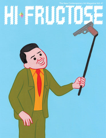 Hi-Fructose - Volume 47 -Now Shipping!