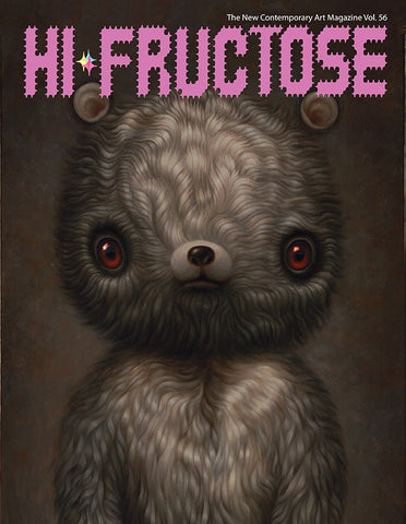 Hi-Fructose - Volume 56-Mark Ryden Anniversary Cover