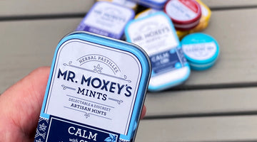 Find some CALM with Mr. Moxey's