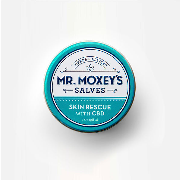 Mr. Moxey's 150mg CBD Salve for Skin