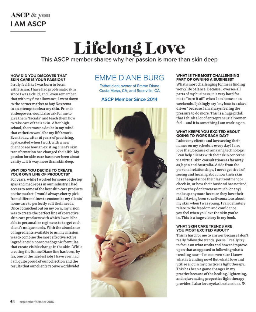 Lifelong Love Article