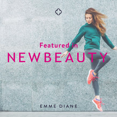 Featured in NewBeauty