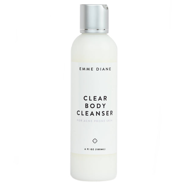 Clear Body Cleanser