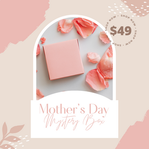 Introducing our Limited Edition Mother's Day Mystery Boxes!