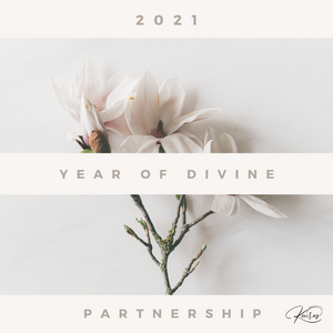 2021 - A Year of Divine Partnership