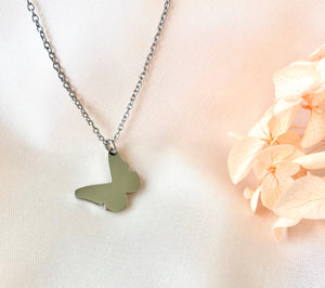 Butterfly Necklace (Mini)