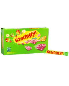 Starbursts Tropical Candy - 2.07 oz/36ct