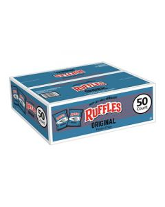 Ruffle's - Ridged Original Potato Chips - 50/1.0 oz