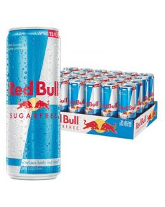 Red Bull - Sugar Free - 24/12 oz cans