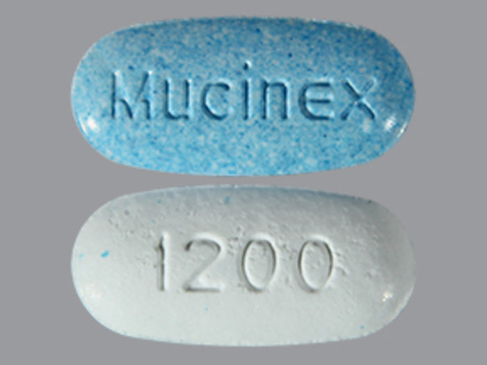 MUCINEX MAX STRENGTH TABLET 14CT
