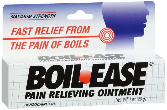 BOIL EASE OINTMENT 1OZ