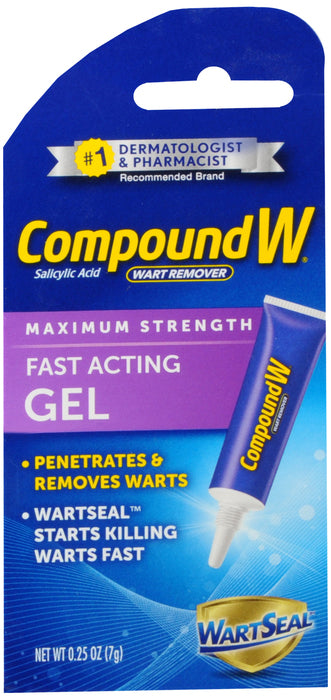 COMPOUND W GEL 0.25OZ