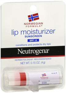 NEUTROGENA LIP MOIST BALM 0.15OZ