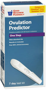 GNP OVULATION 7DAY KIT