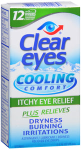 CLEAR EYES COOL COMFORT ITCHY 0.5OZ