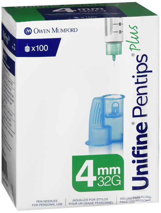 UNIFINE PENTIPS PLUS 4MMX32G 100CT