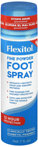 FLEXITOL FINE POWDER FOOT SPRAY 7 OZ